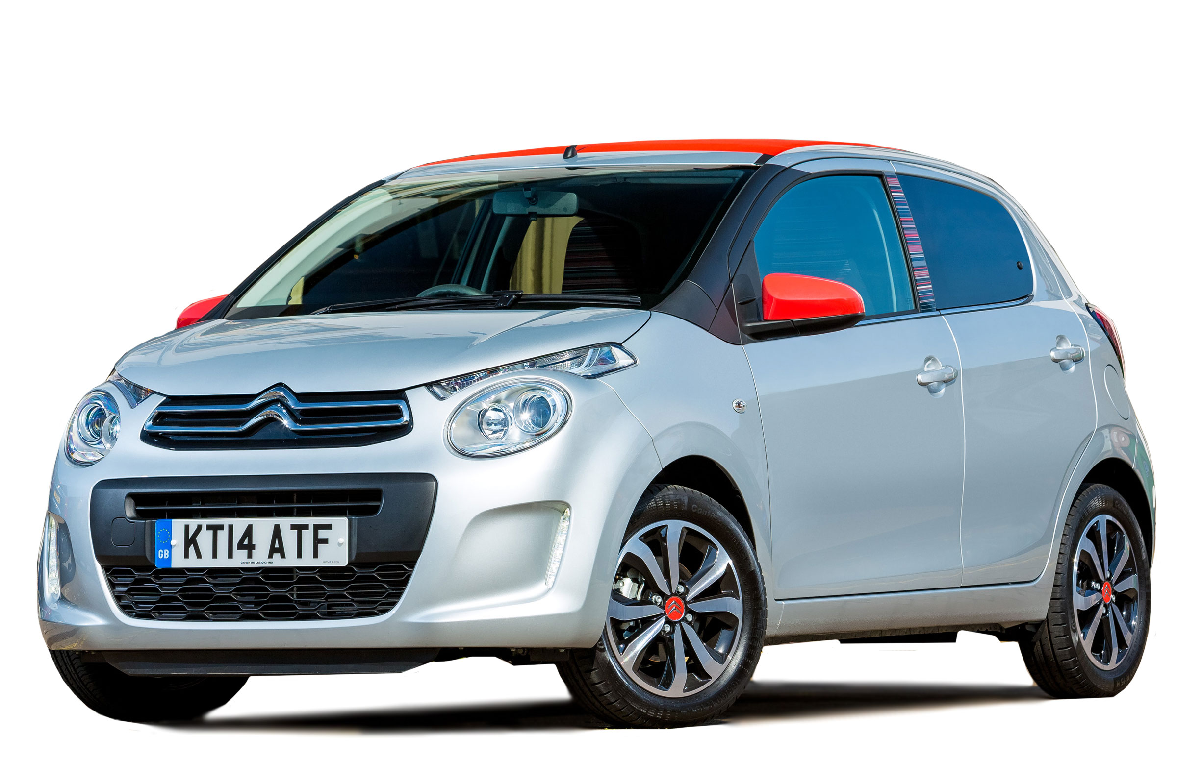 Citroen C1 II 2014 - now Hatchback 3 door #1