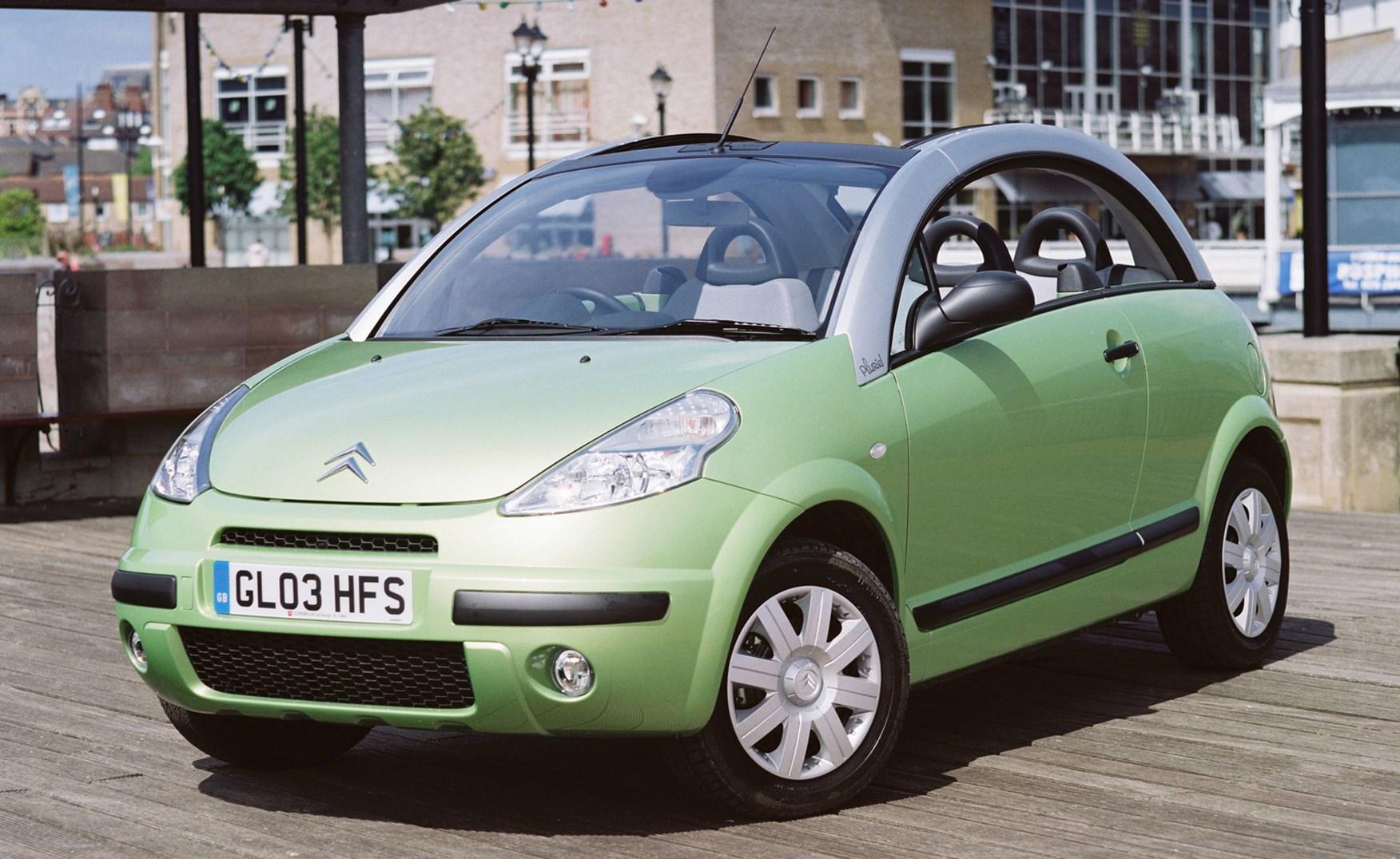 Citroen C3 I 2002 - 2006 Cabriolet #5
