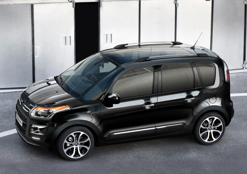 Citroen C3 Picasso I Restyling 2012 - now Compact MPV #3