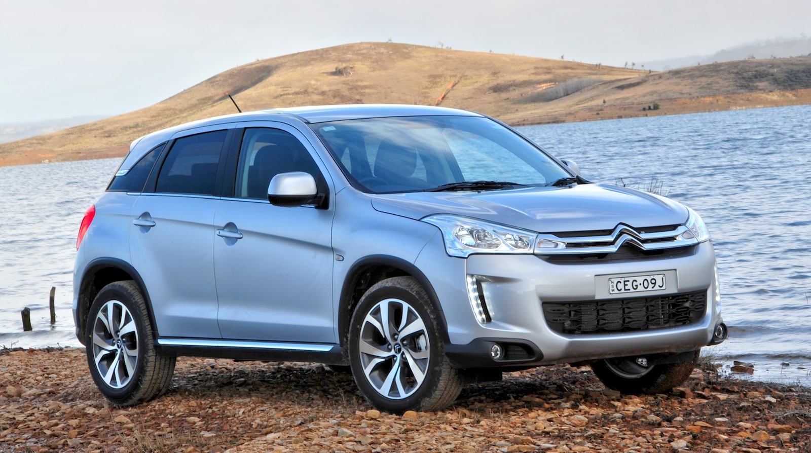 Citroen C4 Aircross 2012 - now SUV 5 door #3
