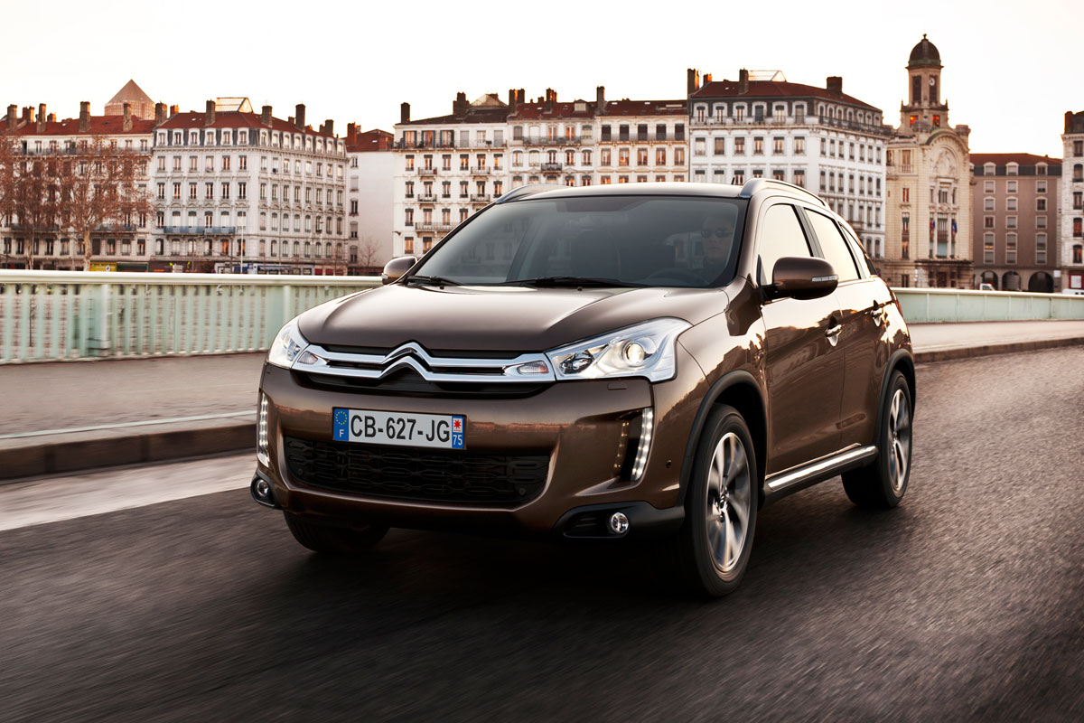 Citroen C4 Aircross 2012 - now SUV 5 door #6