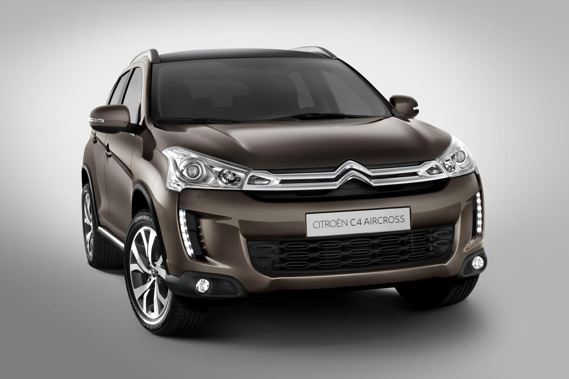 Citroen C4 Aircross 2012 - now SUV 5 door #5