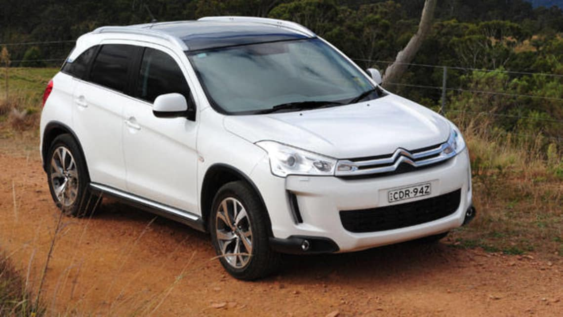 Citroen C4 Aircross 2012 - now SUV 5 door #7
