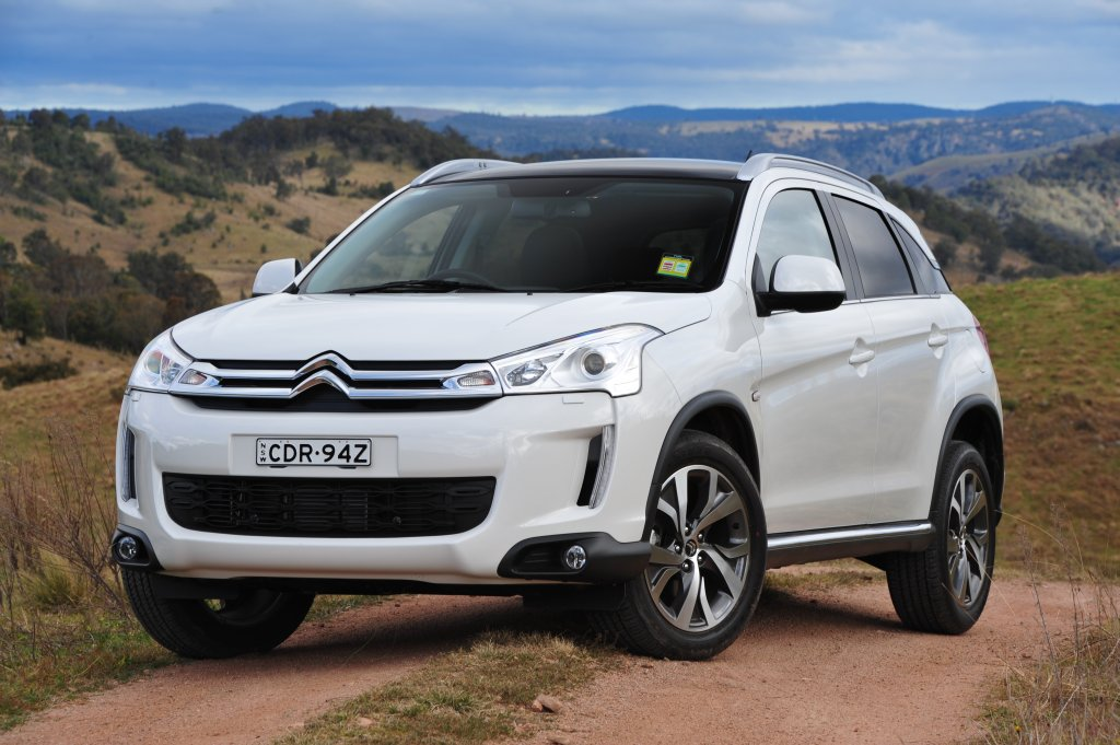 Citroen C4 Aircross 2012 - now SUV 5 door #4