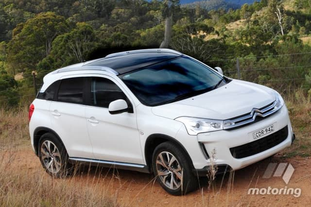 Citroen C4 Aircross 2012 - now SUV 5 door #1