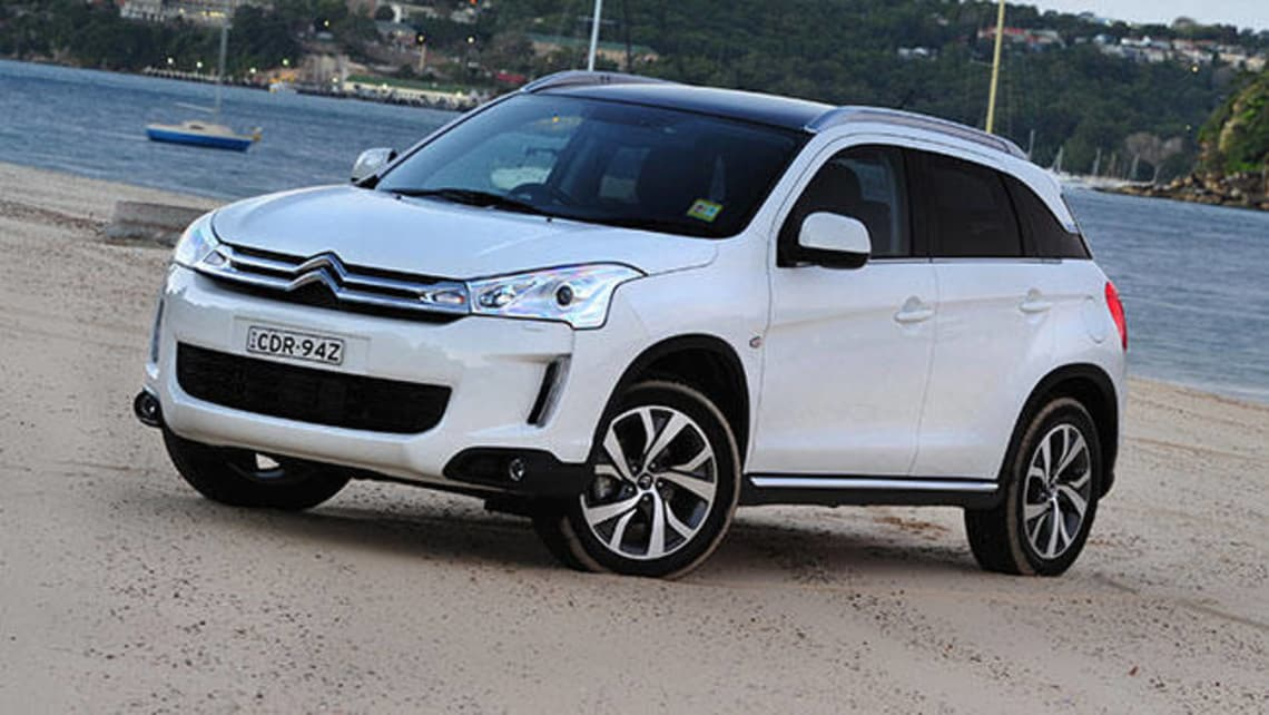 Citroen C4 Aircross 2012 - now SUV 5 door #8