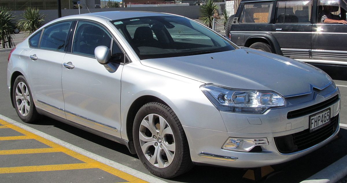 Citroen C5 II 2008 - now Sedan #7