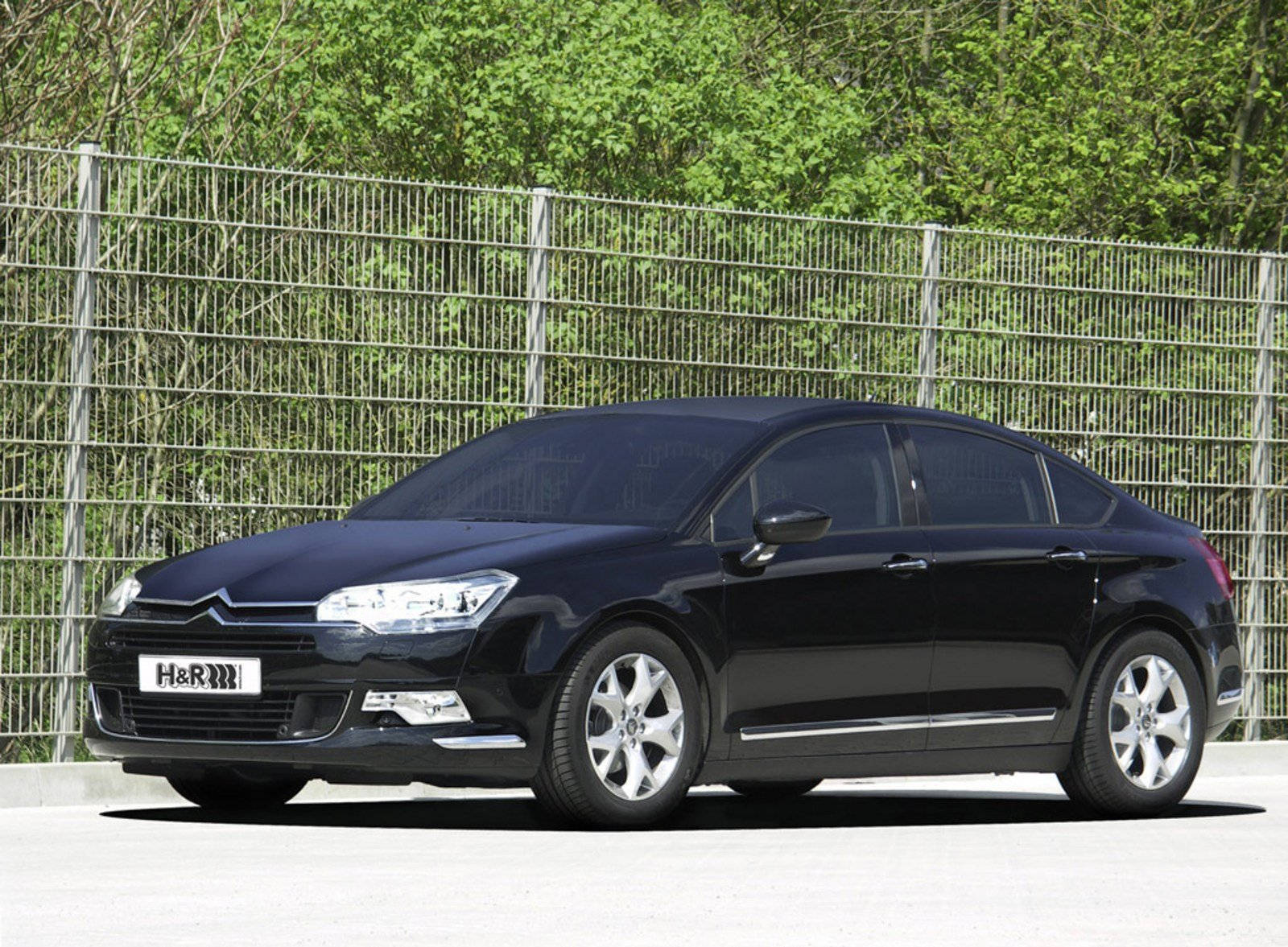 Citroen C5 II 2008 - now Sedan #4
