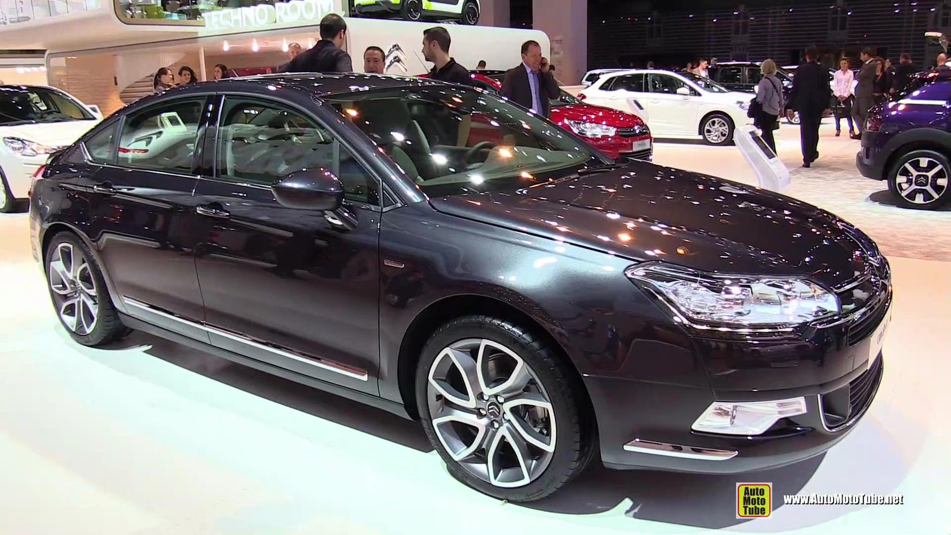 Citroen C5 II 2008 - now Sedan #6