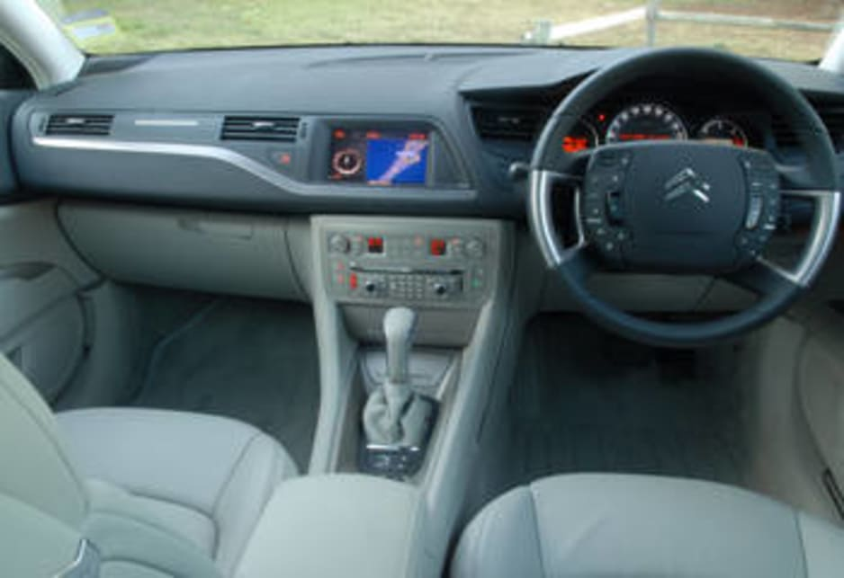 Citroen C5 II 2008 - now Sedan #5