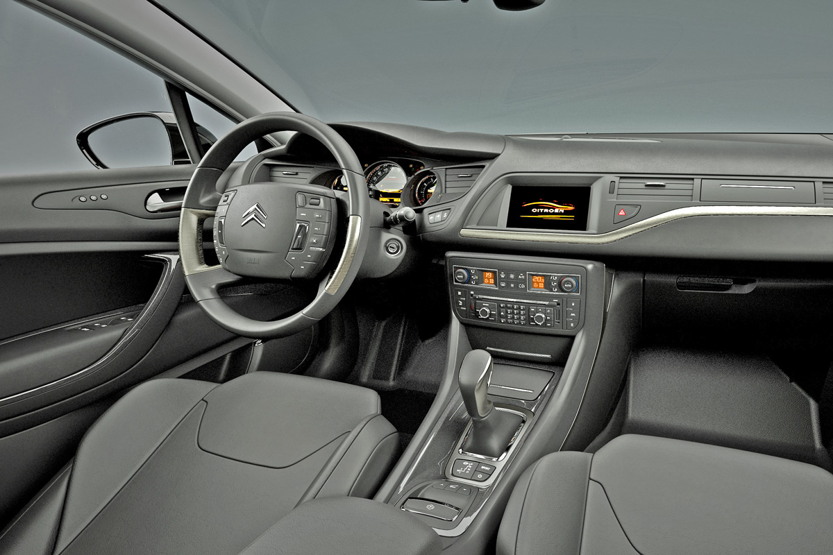 Citroen C5 II 2008 - now Sedan #8
