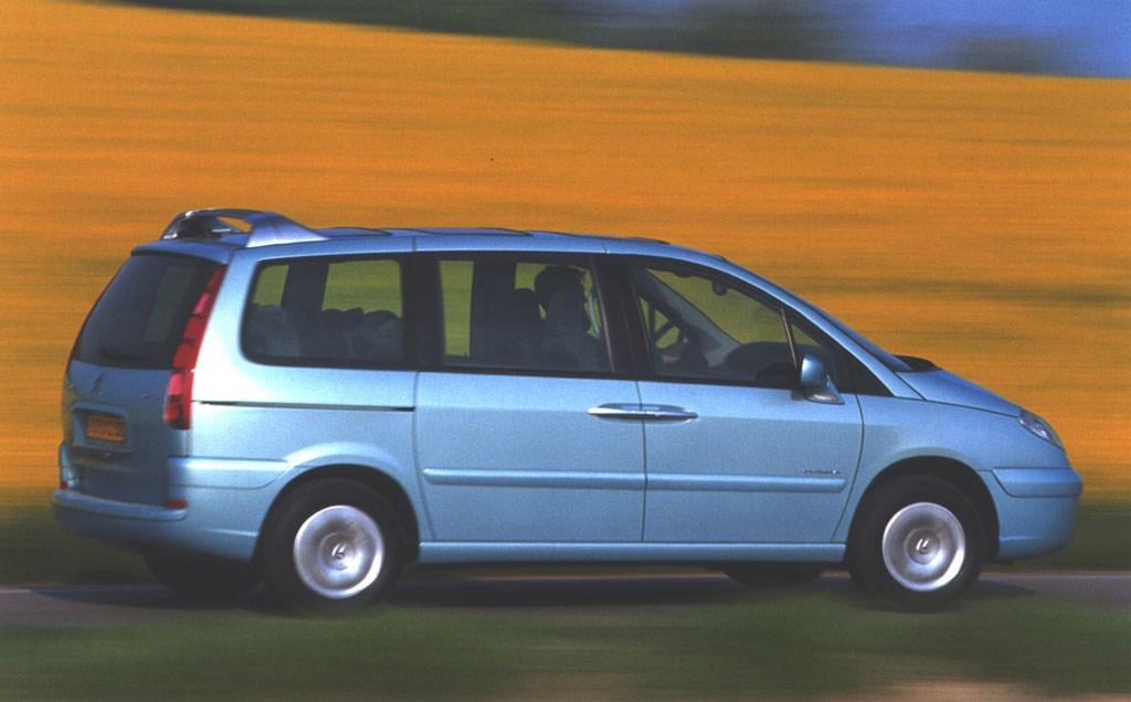Citroen C8 I Restyling 2008 - 2014 Minivan #2