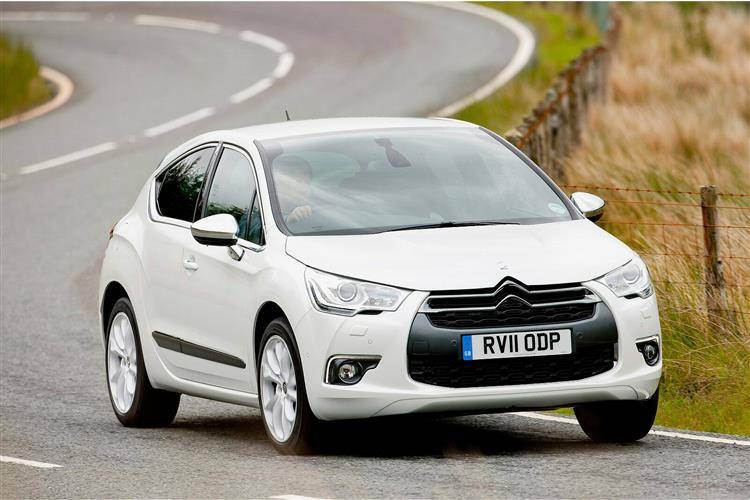 Citroen DS4 2011 - 2015 Hatchback 5 door #2
