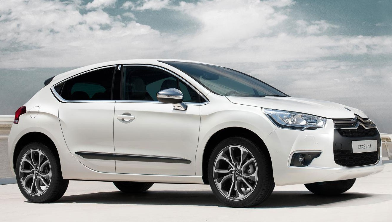 Citroen DS4 2011 - 2015 Hatchback 5 door #6