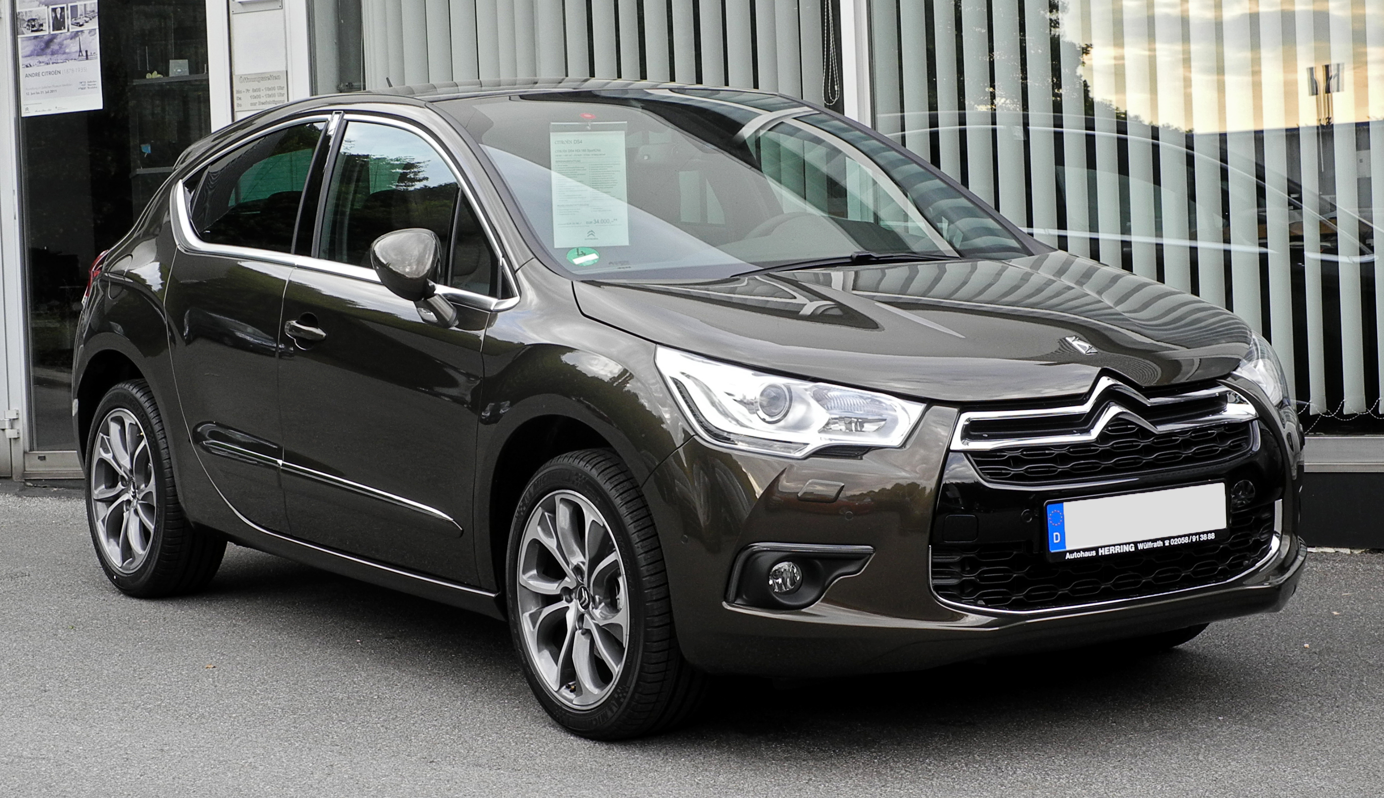 Citroen DS4 2011 - 2015 Hatchback 5 door #5