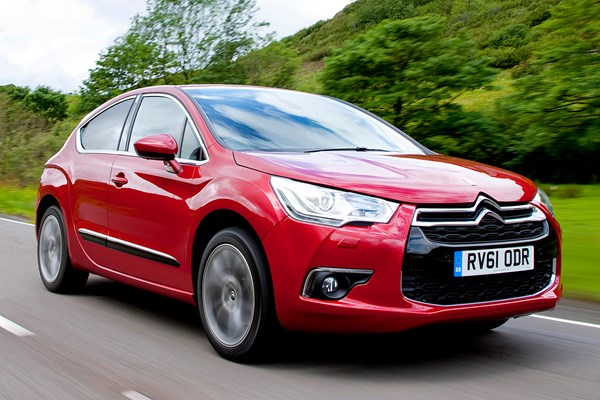 Citroen DS4 2011 - 2015 Hatchback 5 door #4