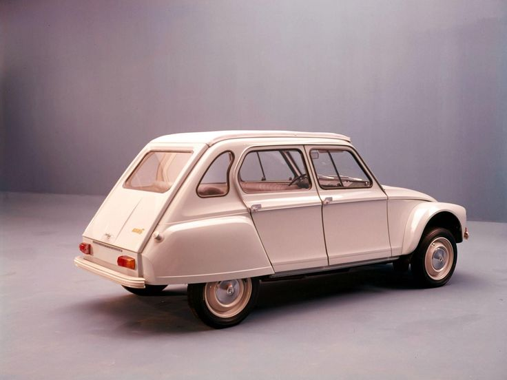 Citroen Dyane 1967 - 1984 Hatchback 5 door #4