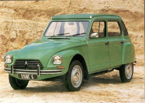 Citroen Dyane 1967 - 1984 Hatchback 5 door #1