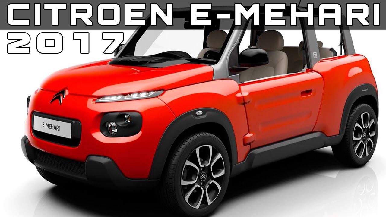 Citroen E-Mehari I 2016 - now Cabriolet #7