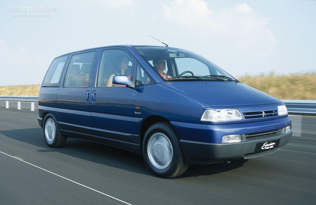 Citroen Evasion 1994 - 2002 Minivan #3