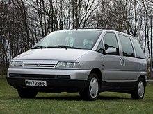 Citroen Evasion 1994 - 2002 Minivan #8