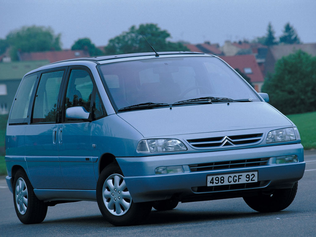 Citroen Evasion 1994 - 2002 Minivan #1