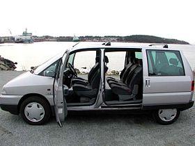 Citroen Evasion 1994 - 2002 Minivan #7