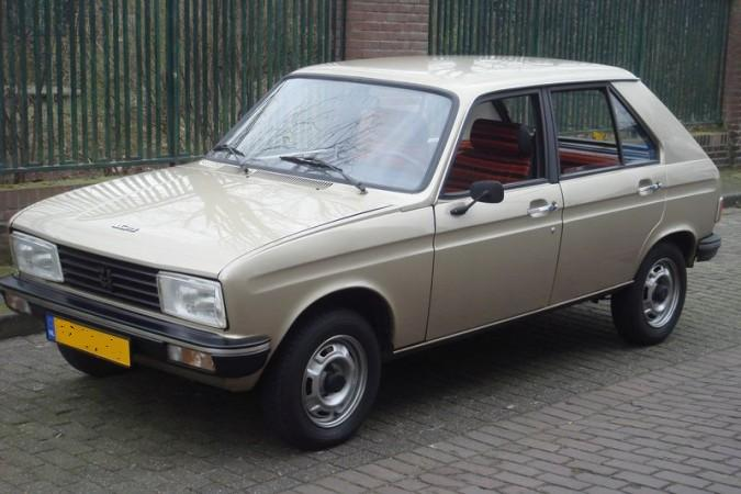 Peugeot 104 1972 - 1988 Hatchback 3 door #8