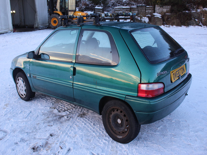 Citroen Saxo 1996 - 2003 Hatchback 3 door #1