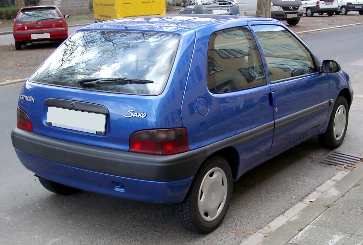 Citroen Saxo 1996 - 2003 Hatchback 3 door #7