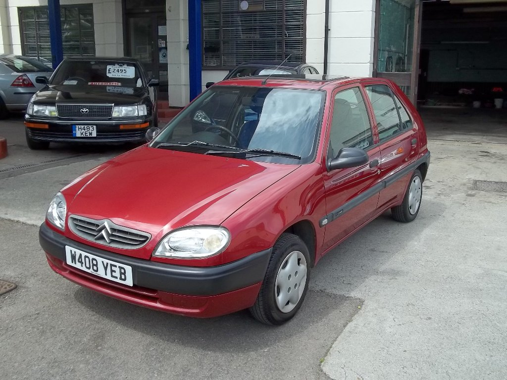 Citroen Saxo 1996 - 2003 Hatchback 3 door #6
