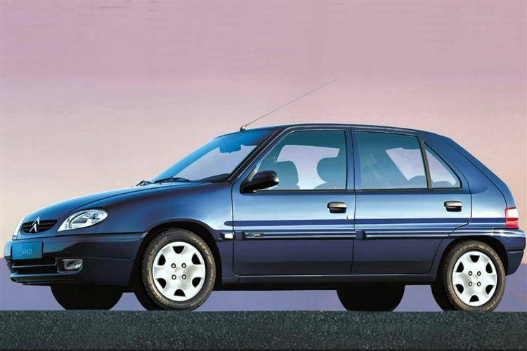 Citroen Saxo 1996 - 2003 Hatchback 3 door #4