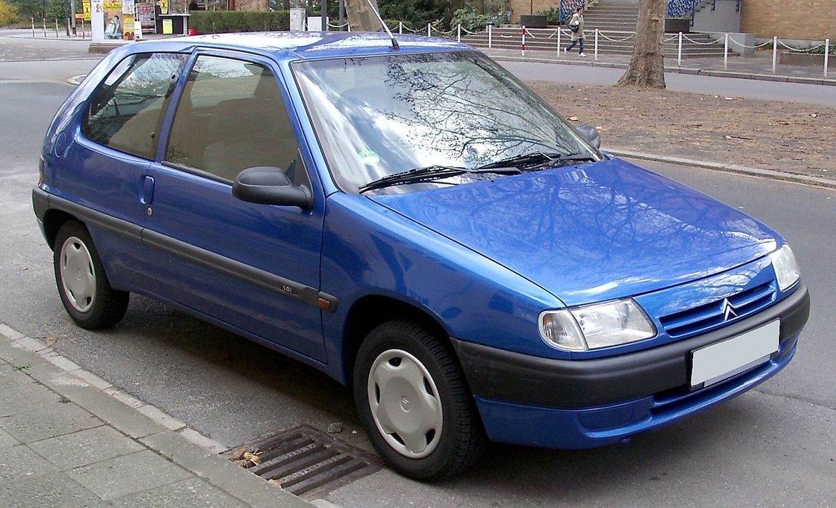 Citroen Saxo 1996 - 2003 Hatchback 3 door #8