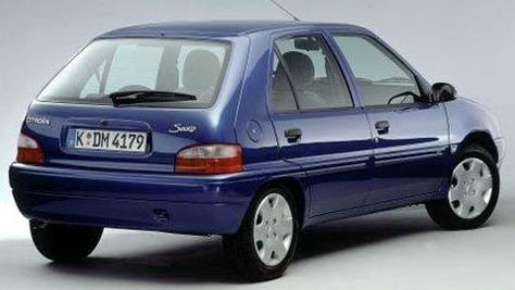 Citroen Saxo 1996 - 2003 Hatchback 5 door #4