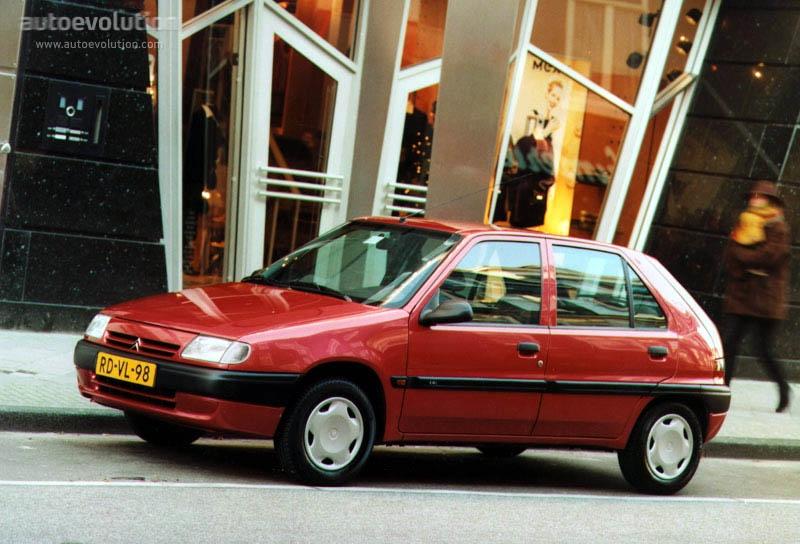 Citroen Saxo 1996 - 2003 Hatchback 5 door #1