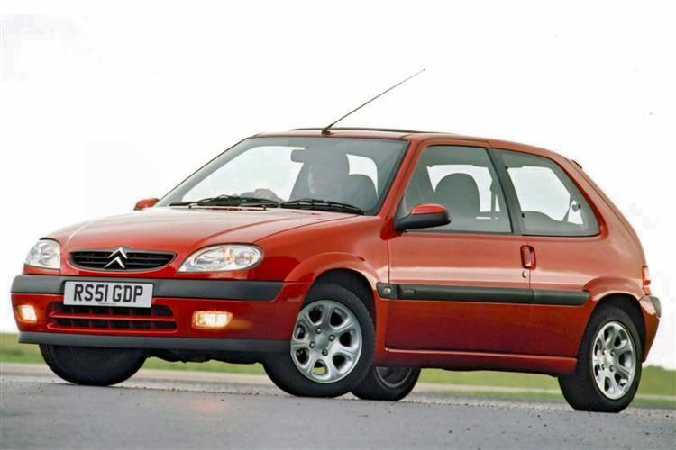 Citroen Saxo 1996 - 2003 Hatchback 5 door #3