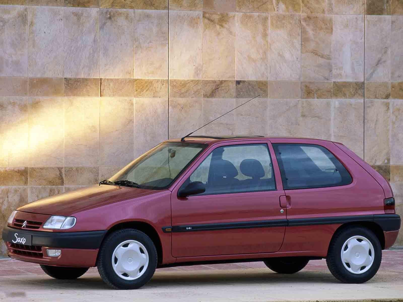 Citroen Saxo 1996 - 2003 Hatchback 5 door #2