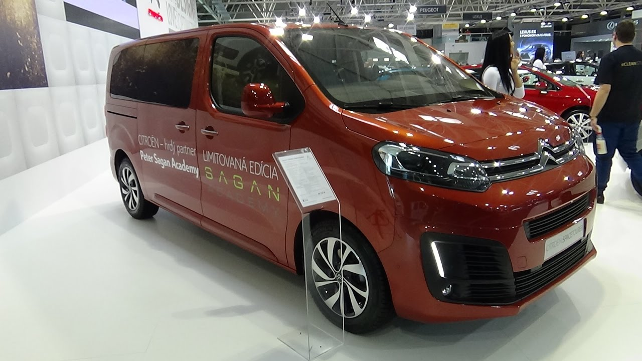 Citroen SpaceTourer I 2016 - now Minivan #6
