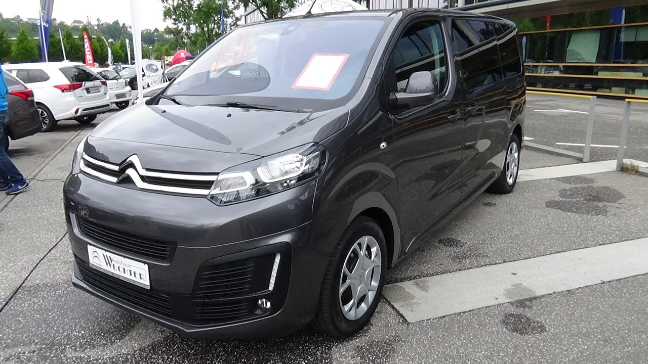 Citroen SpaceTourer I 2016 - now Minivan #4