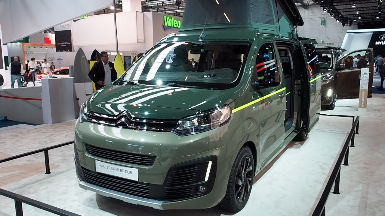 Citroen SpaceTourer I 2016 - now Minivan #5
