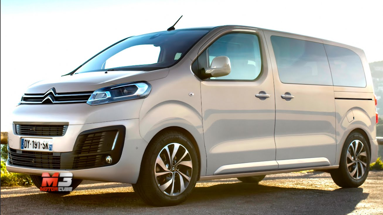 Citroen SpaceTourer I 2016 - now Minivan #1