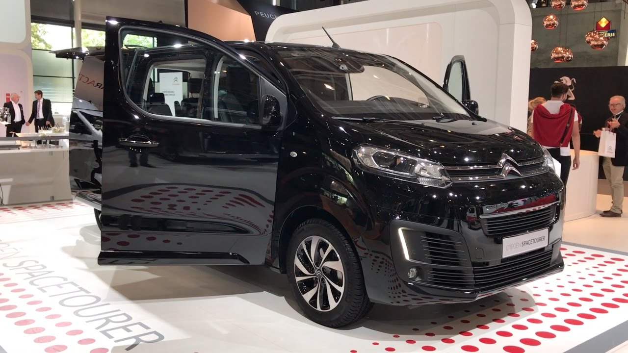 Citroen SpaceTourer I 2016 - now Minivan #8