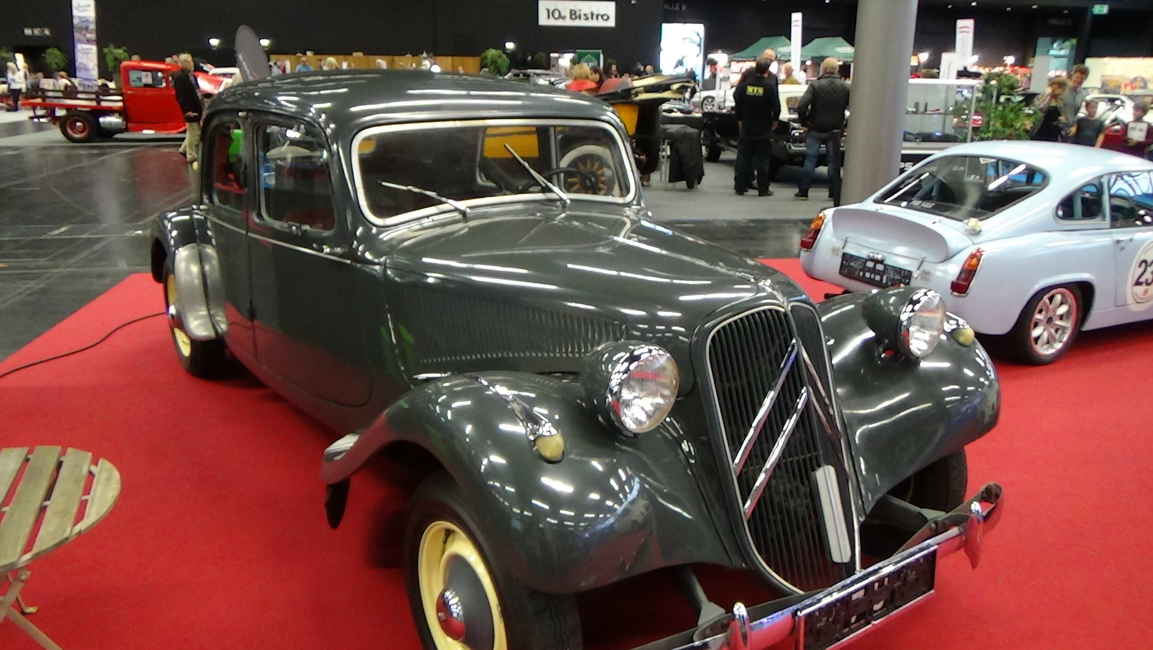 Citroen Traction Avant 1934 - 1957 Cabriolet #2