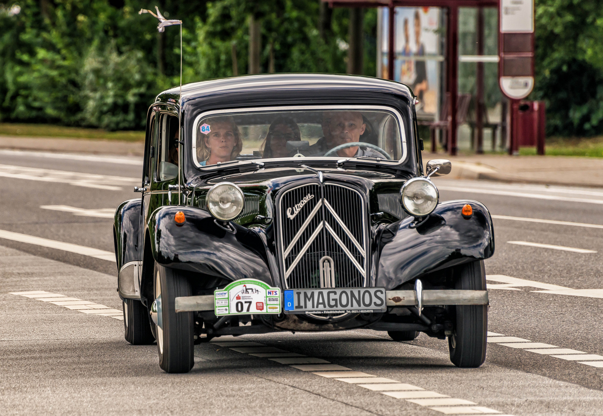 Citroen Traction Avant 1934 - 1957 Cabriolet #4