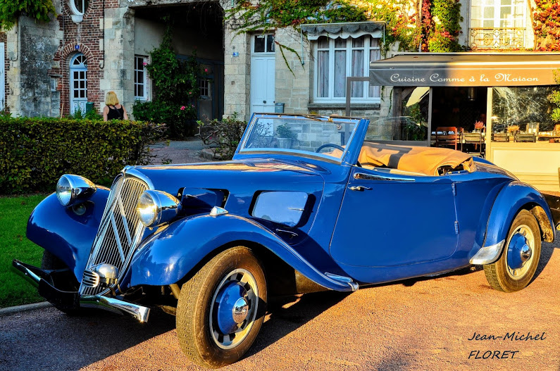 Citroen Traction Avant 1934 - 1957 Cabriolet #1