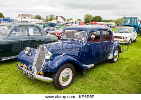 Citroen Traction Avant 1934 - 1957 Sedan #2