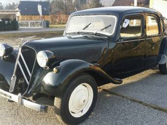 Citroen Traction Avant 1934 - 1957 Sedan #1
