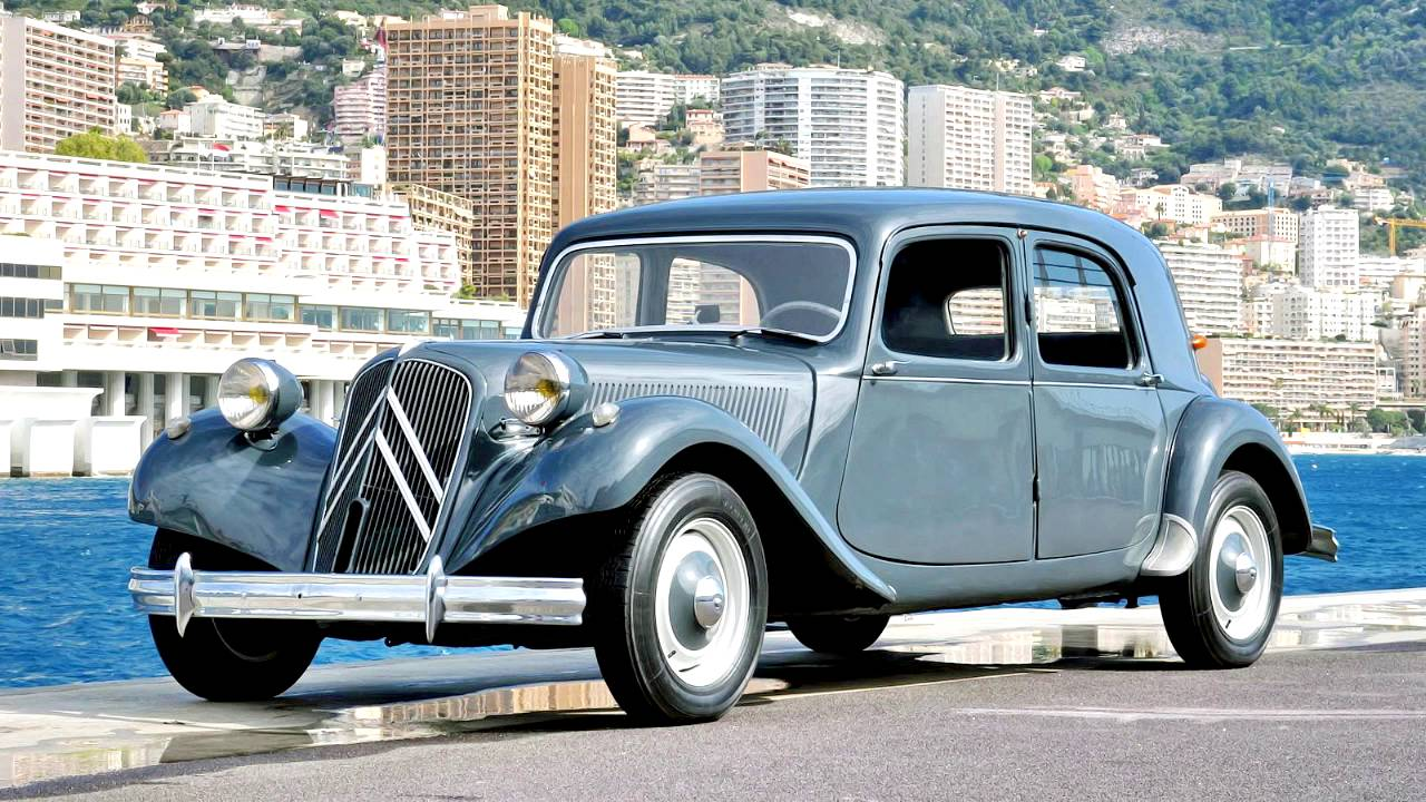 Citroen Traction Avant 1934 - 1957 Sedan #3