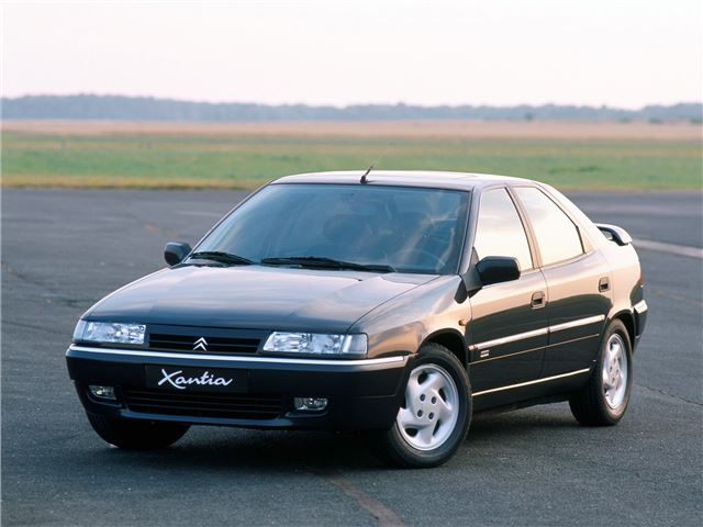 Citroen Xantia I 1992 - 1998 Hatchback 5 door #6