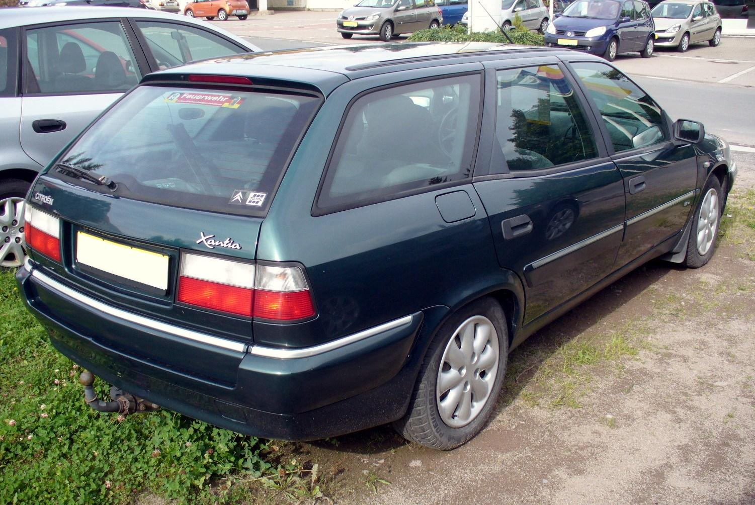 Citroen Xantia I 1992 - 1998 Hatchback 5 door #4